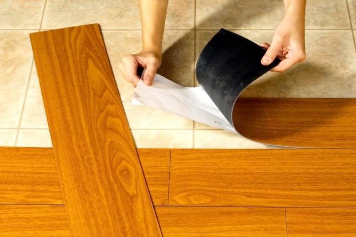 Building flooring