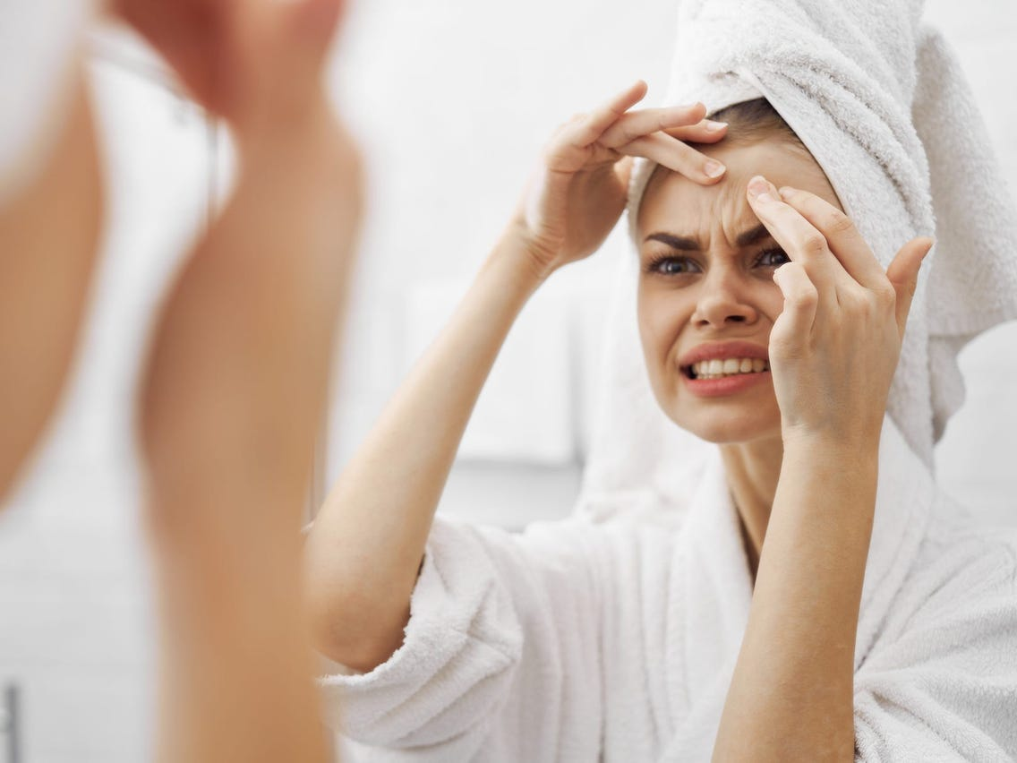 Which ingredients are harmful for skin?